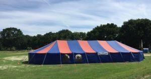 Optreden Testify! in de tent op het evenementerrein in Hoogland @ de tent op het evenemententerrein