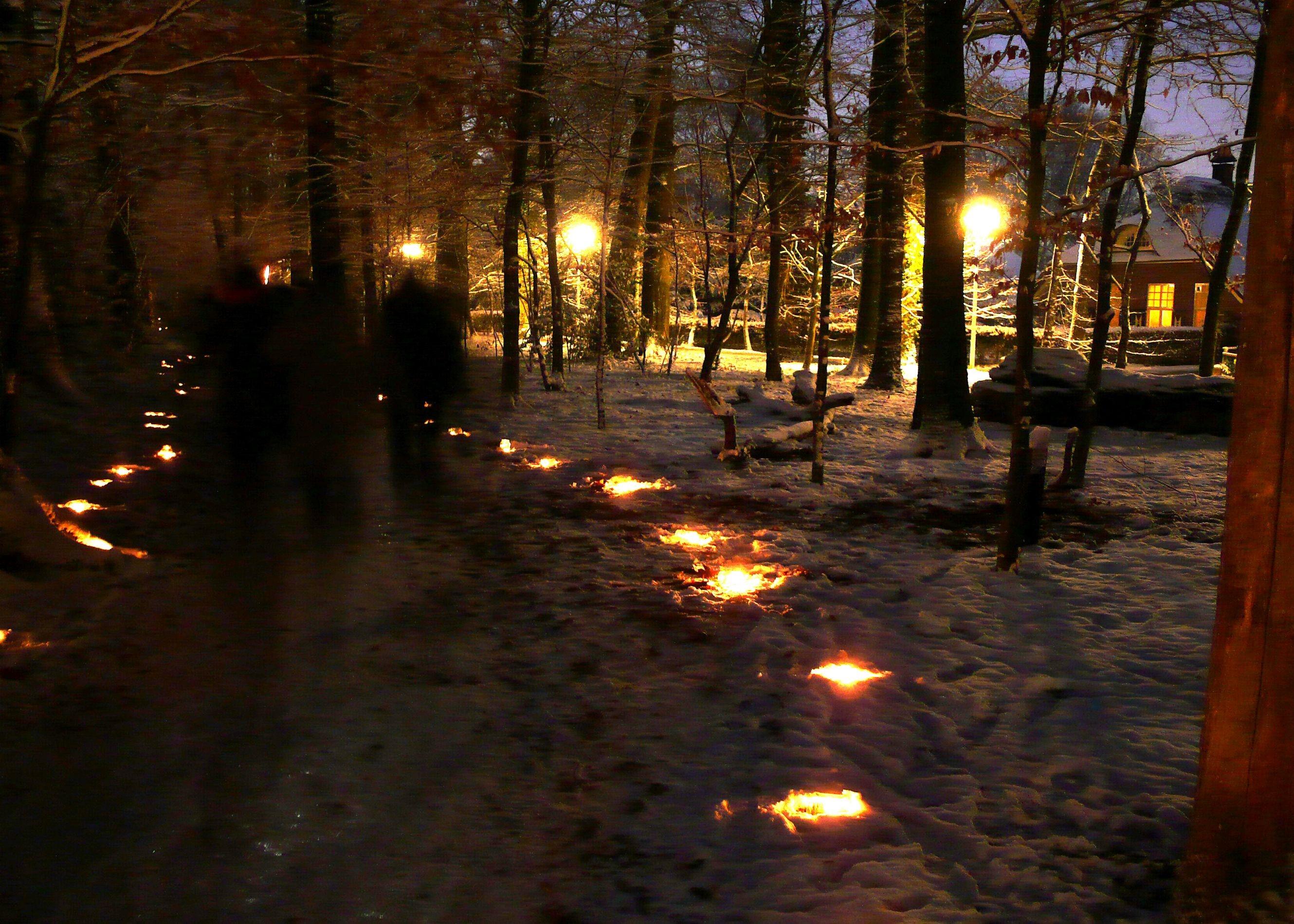 kerstverhaal, koor, Testify!, kerstlichtjestocht