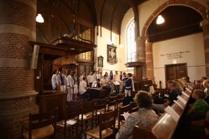 Kerkdienst 2014 Koudekerk aan de Rijn